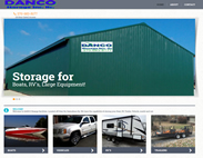 DANCO STORAGE, Store your Boat, RV, Trailer, Camper or large equipment.